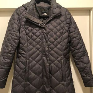 The North Face long coat!